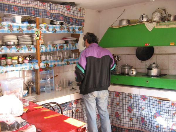 Cemil's Pension, Tekkale