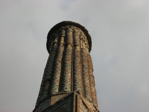 Erzurum-Twin Minaret Seminary