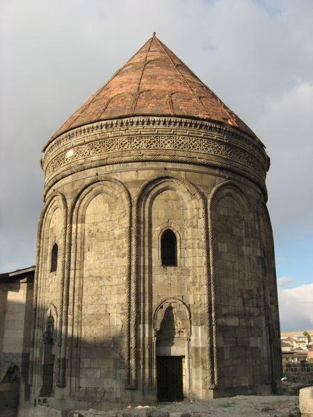 Erzurum-tomb of Huant Hatun