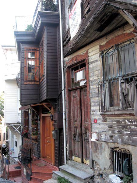 Arnavutkoy Ottoman Houses