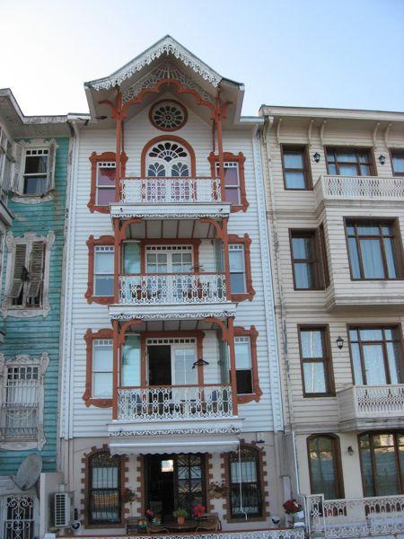 Arnavutkoy houses