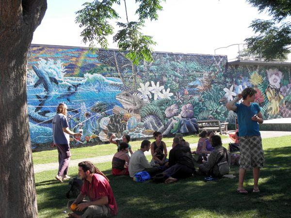 hippie park