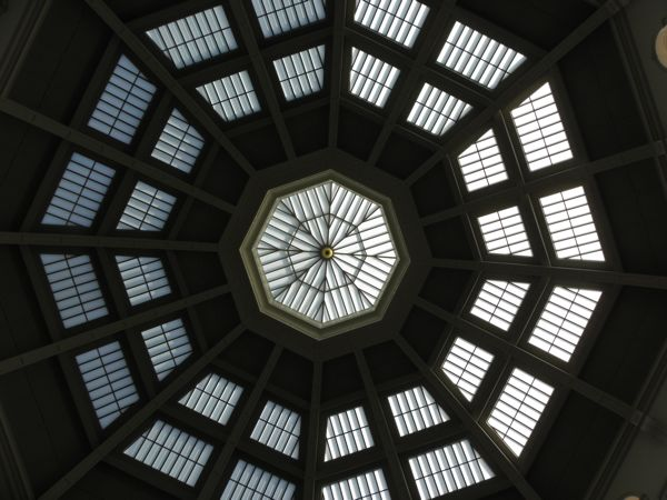 library dome