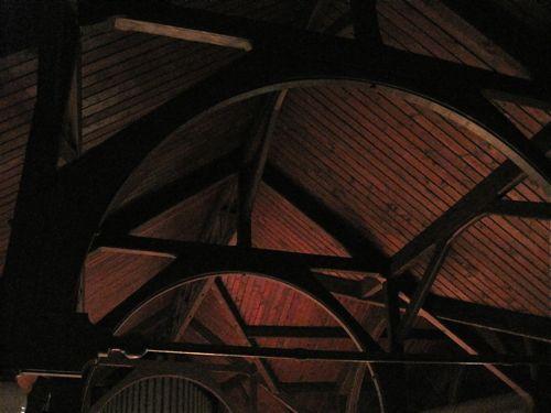 Albert Hall roof