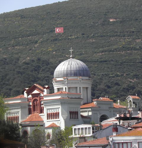 Burgazada Church