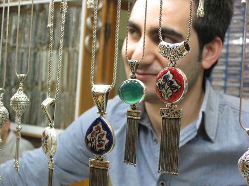 Jewelry seller 3