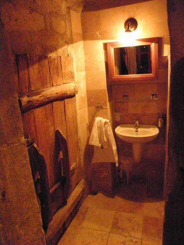 bath entry