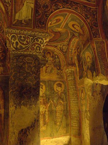 Cappadocia church int