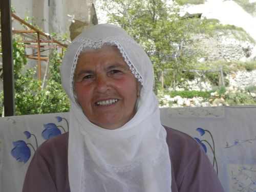Fatma portrait
