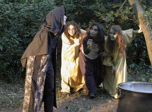 Shakespeare-Macbeth witch scene-4