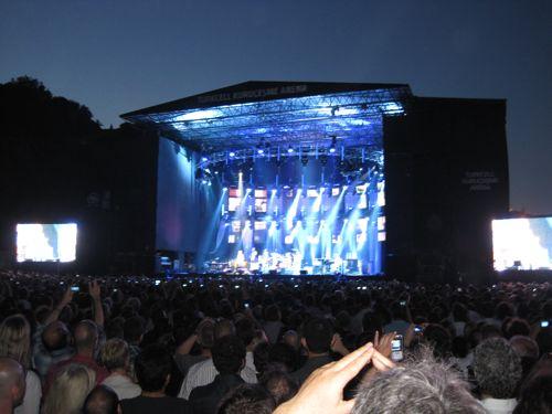 Eric Clapton concert-3
