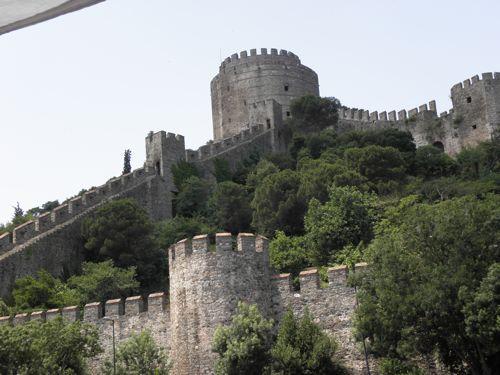 Rumile castle