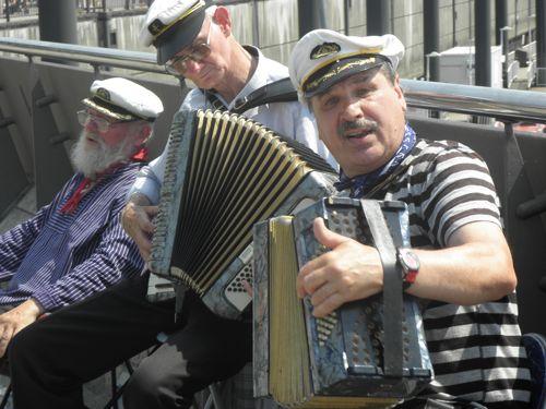 dock singers