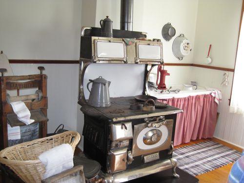 Raspberry lighthouse kitchen