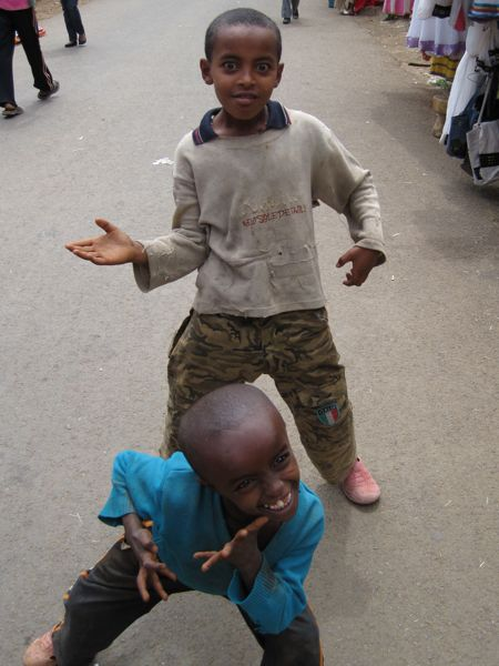 funny kids--Addis