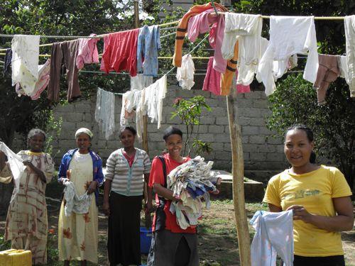Hosanna laundry ladies.JPG