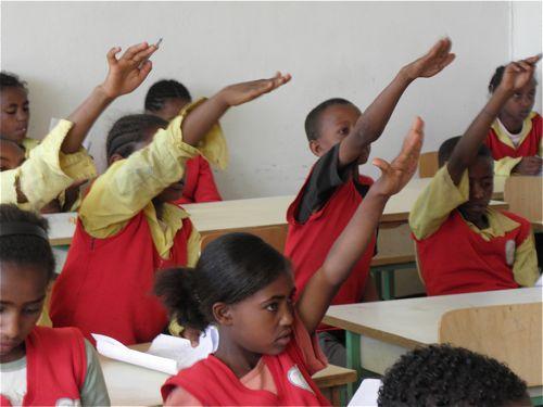 grade 4, Hosanna School-6