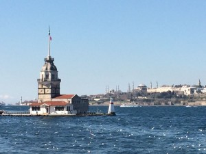 The Maiden's Tower, Istanbul: Ann Marie's Istanbul