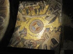 Chora Church Narthex dome, Istanbul: Ann Marie's Istanbul