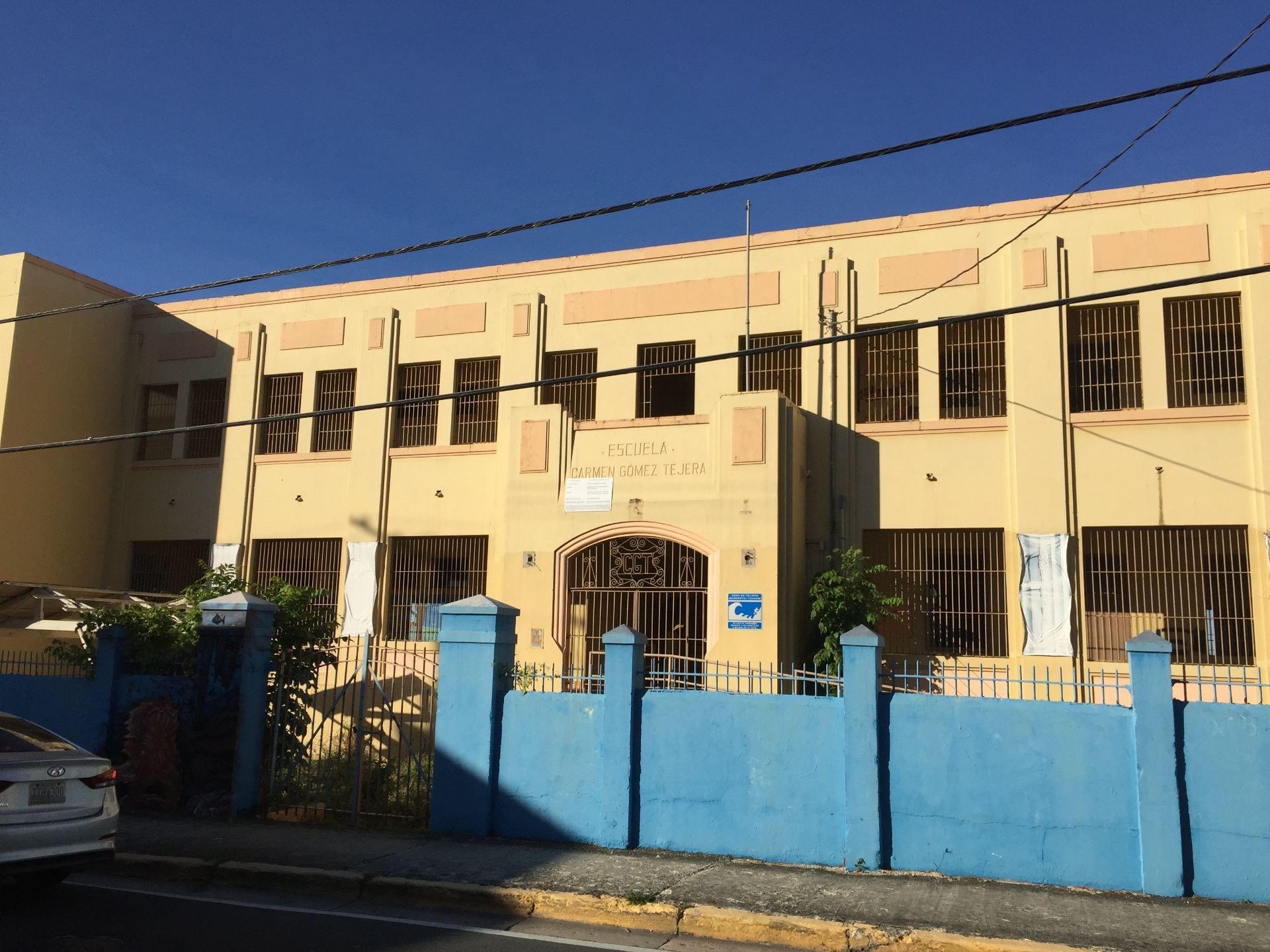 Puerto Rico, Aguadilla Pueblo, Maria