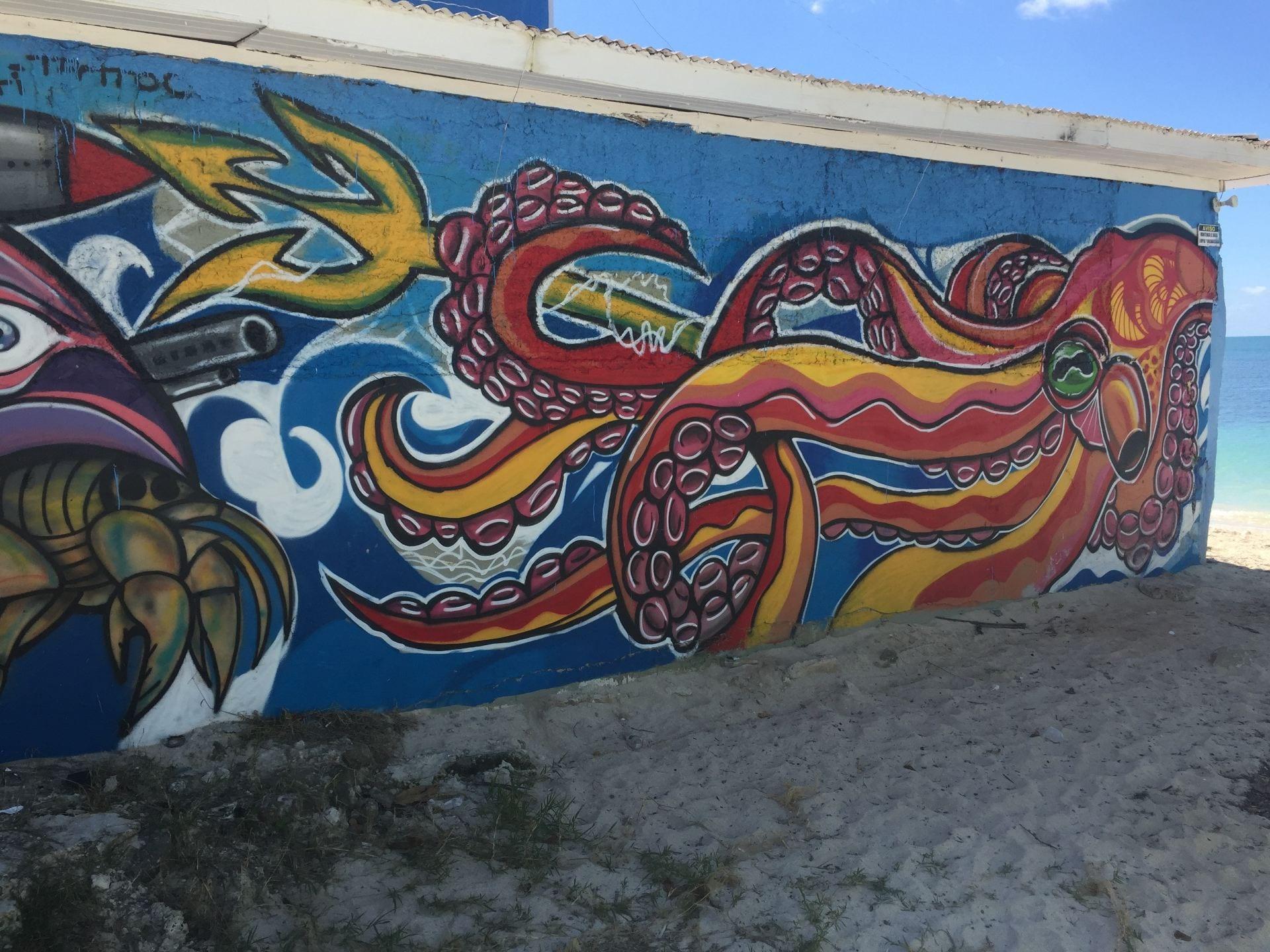 mural, Puerto Rico, Hurricane Maria